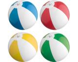 Mini ballon de plage bicolore